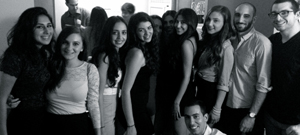 Armenian Law Students Association group