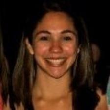 MLS Student Katie Nicholson