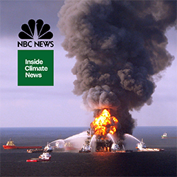 Fire at sea from NBC News