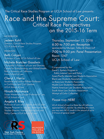 Race and Supreme Court