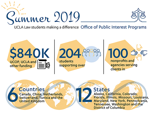 summer 2019 infographic