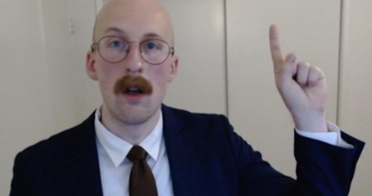 UCLA Law student Chandler Matz