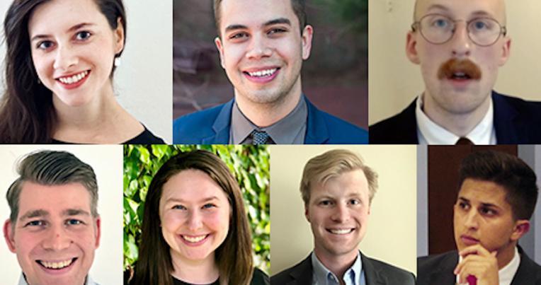 UCLA Law Trial Team Champions
