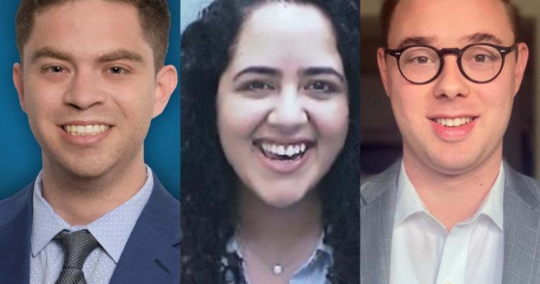 Alumni of UCLA Law's Cappello Program in Trial Advocacy