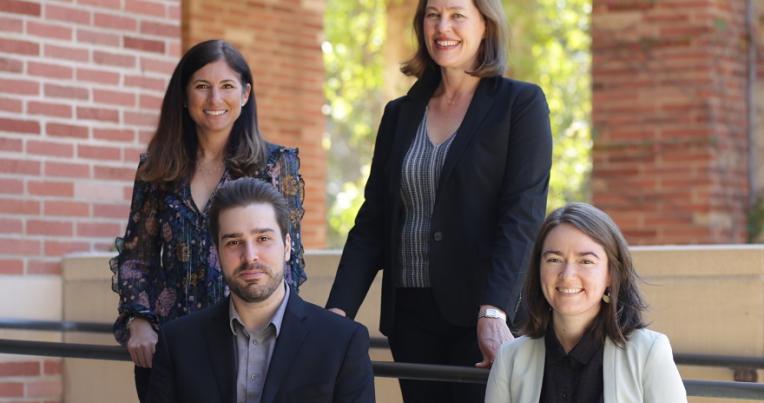 UCLA Law's Criminal Defense Clinic