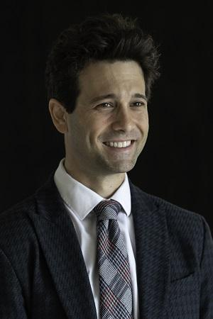 UCLA Law Professor Andrew Verstein
