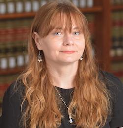 UCLA Law Librarian Lynn McClelland