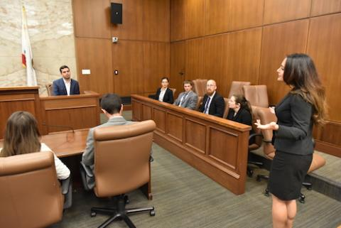 UCLA Law partners on social justice fellowship