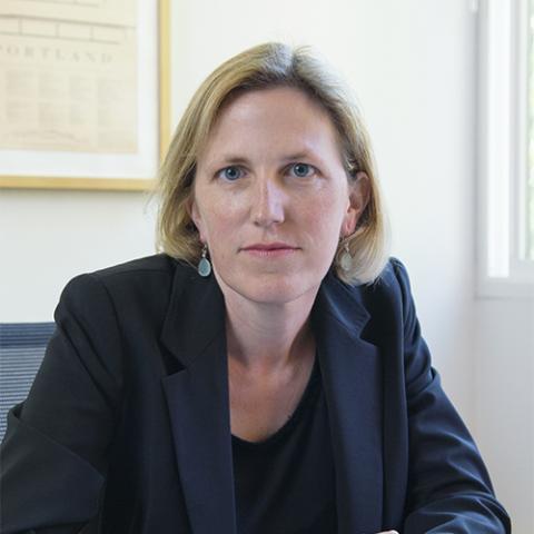 UCLA Law Professor Kimberly Clausing