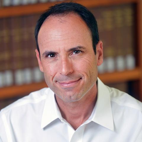 UCLA Law Professor Adam Winkler