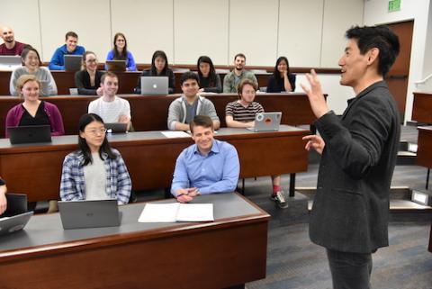 UCLA Law Professor Jason Oh