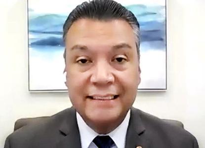 Sen. Alex Padilla