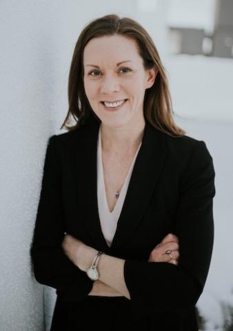 UCLA Law alumna Whitney Brown