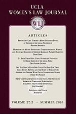 Women's Law Journal