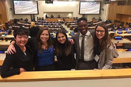 UCLA Law students