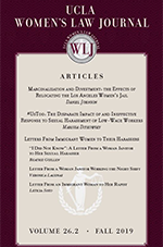 Women's Law Journal