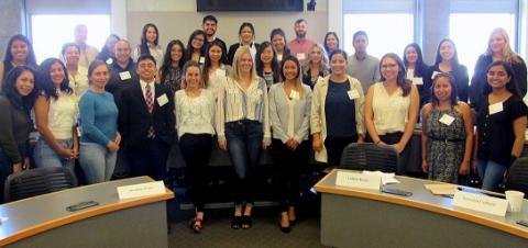 UCLA School of Law's Law Fellows Program