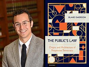 UCLA Law Assistant Professor Blake Emerson