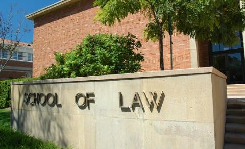 UCLA School of Law Building