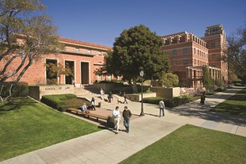 UCLA Law Building
